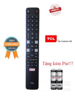 Điều khiển tivi TCL- Hàng chính hãng 100% Tặng kèm pin các dòng CRT LCD LED Smart TV thumbnail