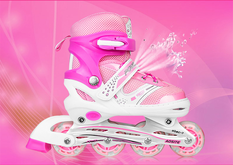 Mua Giày trượt Patin, Giày Patin cao cấp, Giày Patin trẻ em tặng mũ và đồ bảo hộ (5 đến 14 tuổi), Mua 1 tặng 3, Giảm giá sốc 50% ngay hôm nay