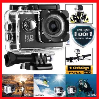 Camera hành trình 3.0 FULL HD 1080P Cam A9 - Camera hành trình mini chống nước chống rung - camera hành trình xe máy phượt, Bảo Hành 1 Đổi 1 , Bảo Hành 12T thumbnail