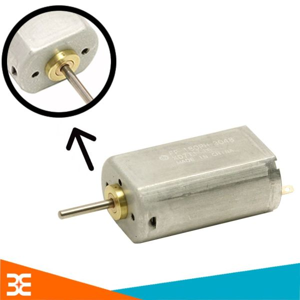 Động Cơ Mini 180 6VDC 25000RPM
