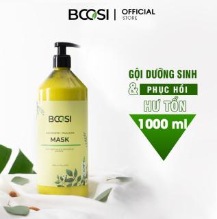 Mặt nạ dưỡng sinh Bcosi phục hồi tóc hư tổn và bảo vệ da đầu Bcosi Recovery Damage Mask 1000ml thumbnail