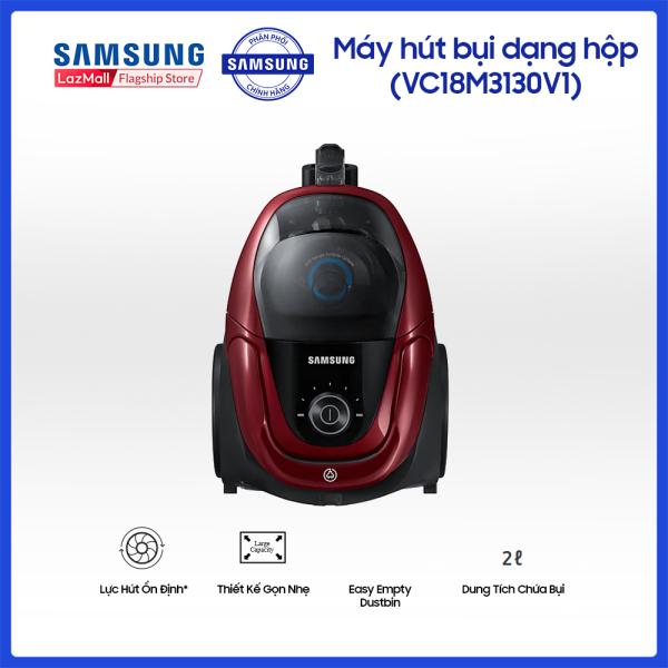 Máy hút bụi Samsung dạng hộp VC18M3110VB
