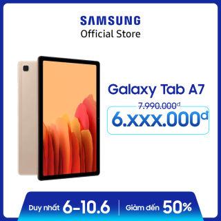 Máy tính bảng Samsung Galaxy Tab A7 (2020) - Hàng chính hãng - Miễn phí vận chuyển - Trả góp 0%