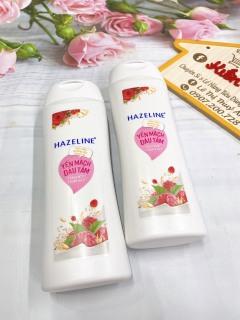 Sữa tắm Hazeline Sáng mịn đều màu 300G thumbnail