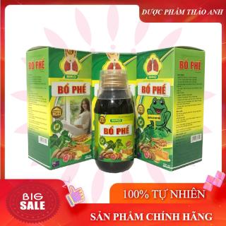 Siro ăn ngon, ho, bổ phế NCT3 giảm ho bảo vệ đường hô hấp cho trẻ em chai 100ml thumbnail