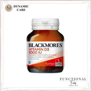 [Hàng chuẩn Úc] Viên uống bổ sung vitamin d3 Blackmores vitamin D3 1000IU 60 viên - 200 viên của Úc thumbnail