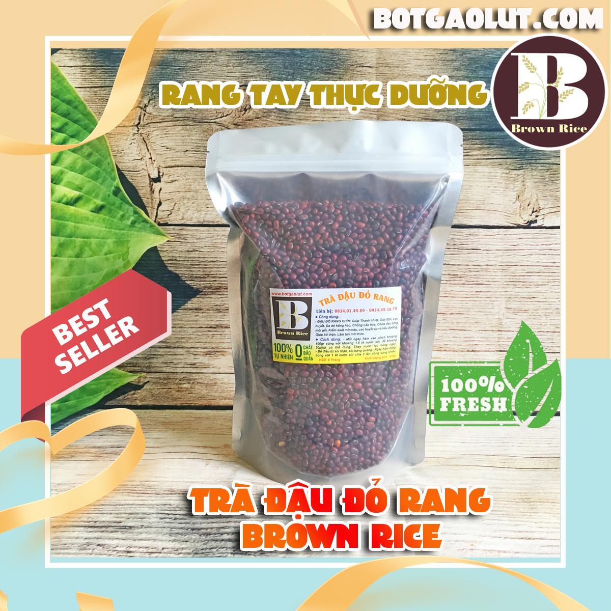 Trà đậu đỏ rang Brown Rice ( túi 01kg )