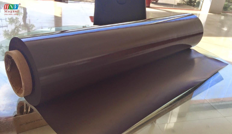 Mua Nam châm dẻo khổ 62cm nâu đen có nhiều độ dày