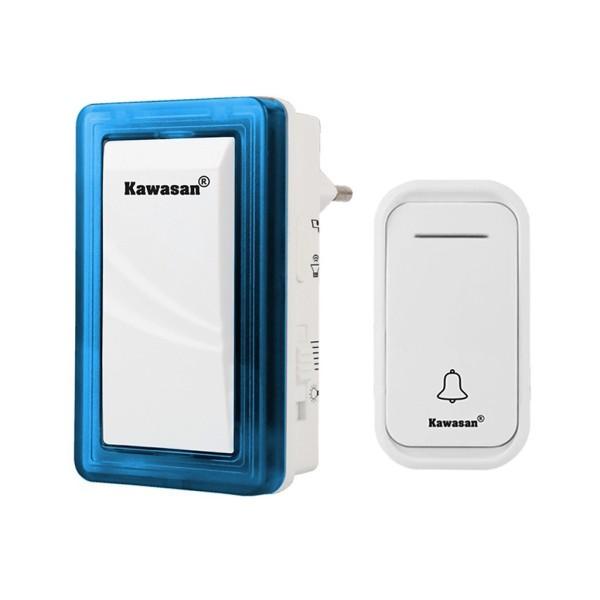 Chuông báo khách Db658 chống nước chuông cửa không dây thông minh đa năng cực nhạy hàng cao cấp, Chuông báo chống trộm mẫu mới