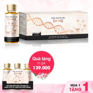 Nước uống làm đẹp Collagen Adiva dạng nước (14 lọ x 30 ml) - Tặng 3 lọ Collagen Adiva thumbnail