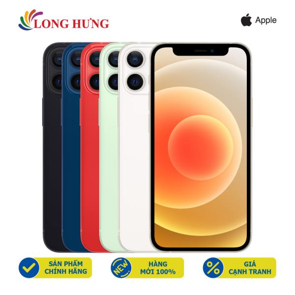 Điện thoại Apple iPhone 12 Mini 128GB (VN/A) - Hàng chính hãng - Màn hình 5.4inch Super Retina XDR, Camera kép, Pin 2227mAh hỗ trợ sạc nhanh