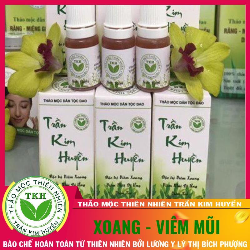 Viêm Xoang,viêm mũi dị ứng Trần Kim Huyền