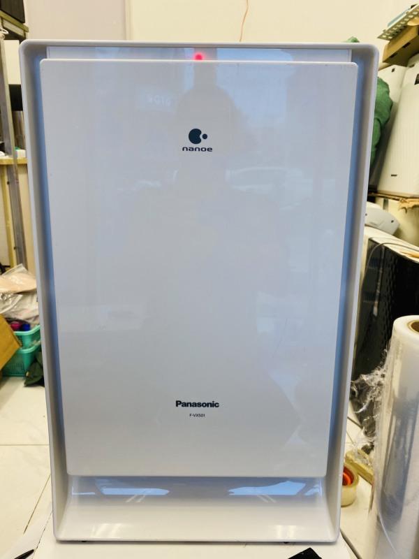 Bảng giá Máy lọc không khí, bù ẩm, inverter econavi Panasonic F-VX501 date 2015