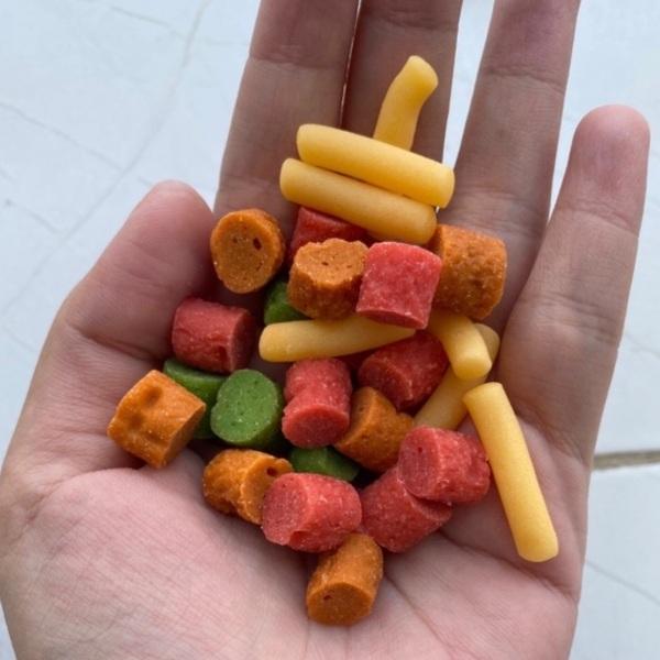 Snack hỗn hợp mix cho chó mèo