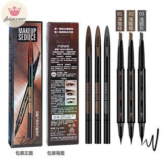 Chì Kẻ Mày Ngang 2 Đầu NoVo Makeup Seduce L1633 thumbnail