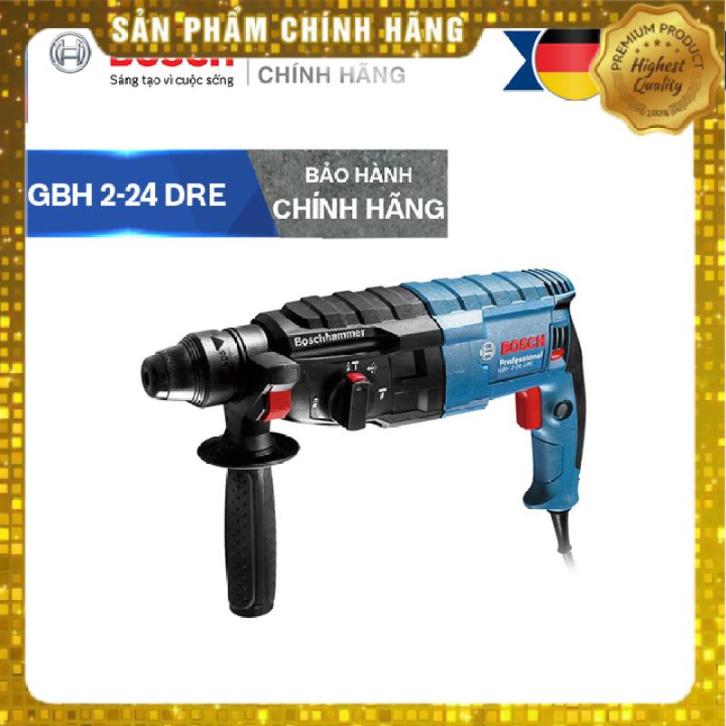 Máy khoan búa cầm tay Boch GBH 2-24 DRE