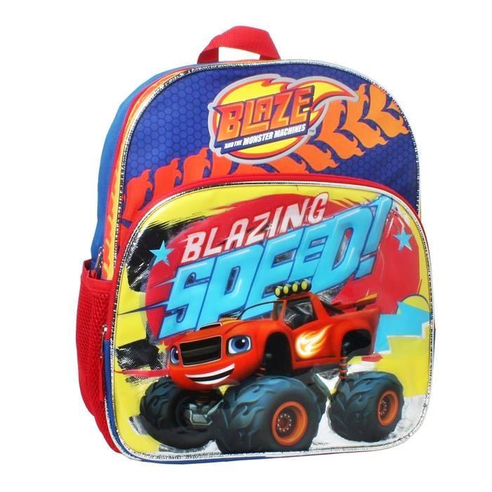 Giá bán Ba lô bé trai Nickelodeon Blaze And The Monster - Ba lô B.31