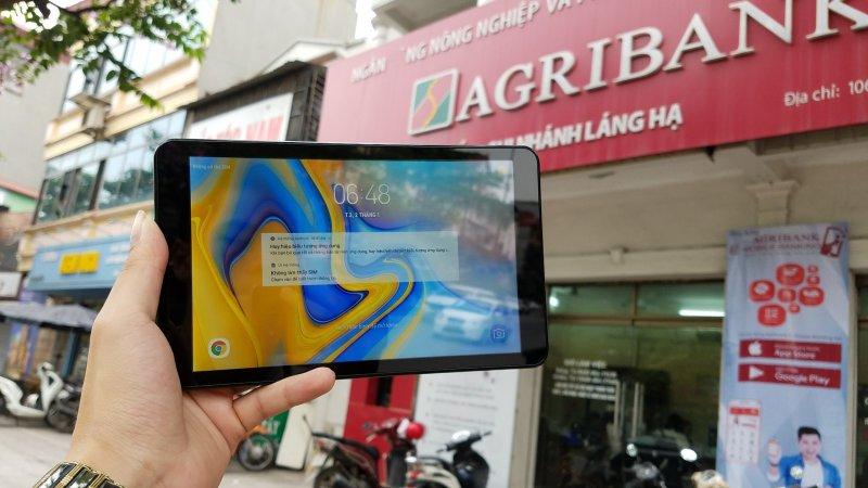 Samsung Galaxy Tab A 8.0 (2018) - Kèm bào da bàn phím Bluetooth chính hãng