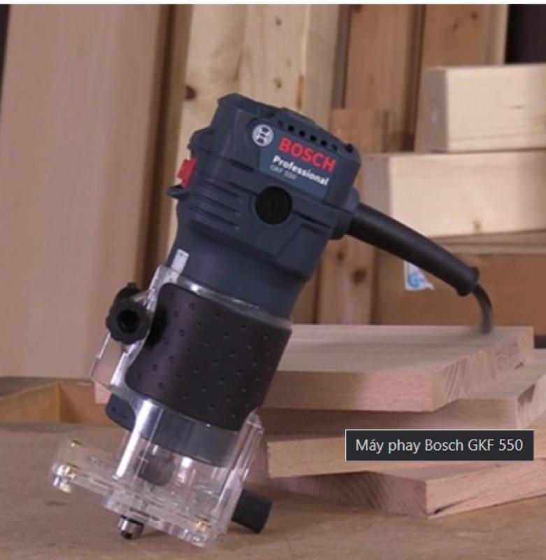 Máy phay gỗ Bosch GKF 550
