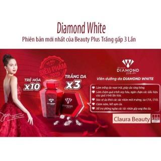 VIÊN UỐNG TRẮNG DA DIAMOND WHITE NGỌC TRINH CHÍNH HÃNG GLOBAL thumbnail
