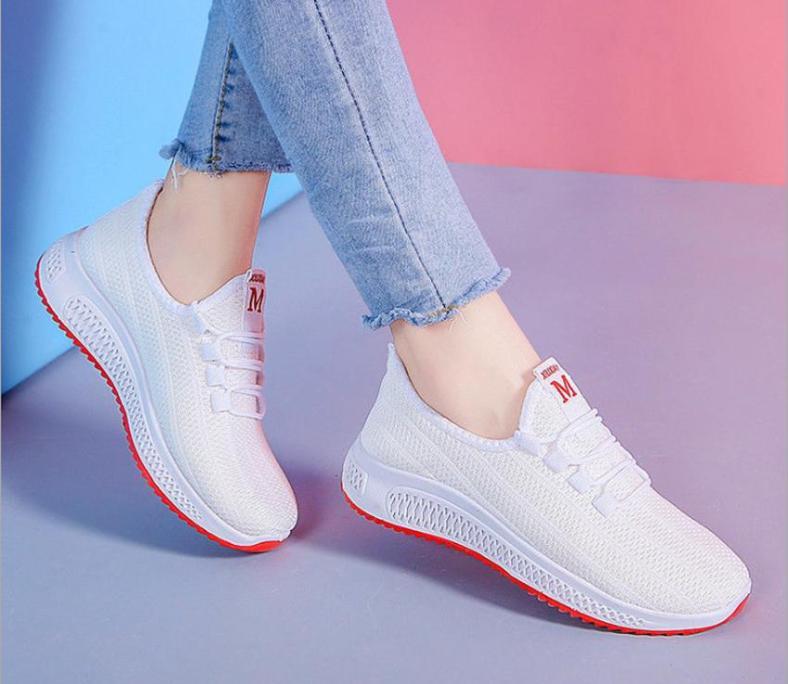 Giày Sneaker Nữ Đế Đỏ GR 16 giá rẻ