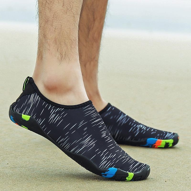 Giày đi biển, đi bơi, giày tập yoga có đế cao su thoáng khí