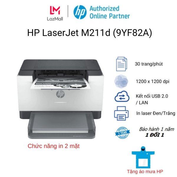 Máy in HP LaserJet M211d (9YF82A)