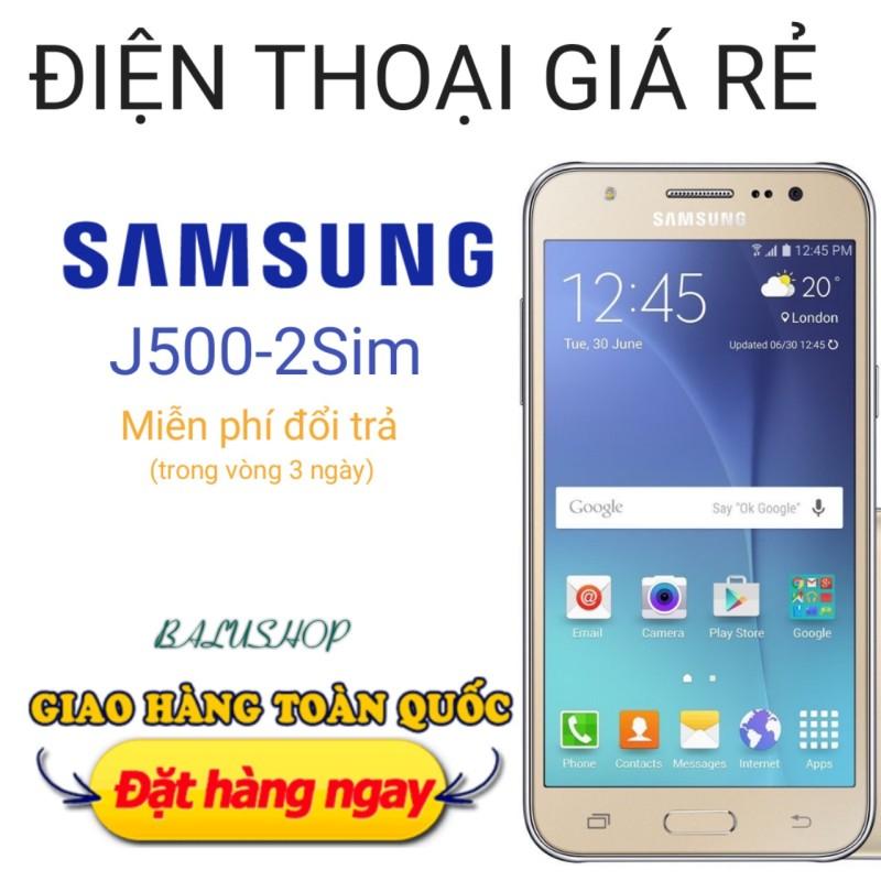 Điện thoại giá rẻ Samsung galaxy J500, dung lượng 8GB,  ram 1GB