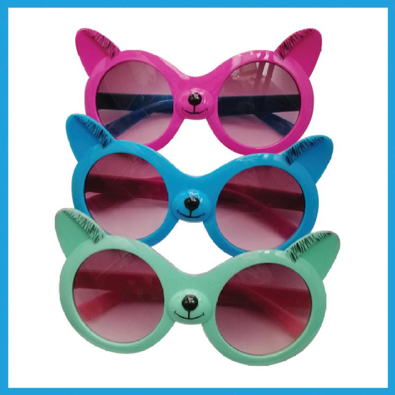 Giá bán [BÉ GÁI CUTE] Kính thời trang mặt tai thỏ an toàn cho bé từ 3 đến 7 tuổi, kính mát trẻ em nữ, kính mát cho bé gái, mắt kính chống nắng, kính râm cho bé chống bụi chống tia cực tím, tia  UV400