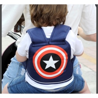 Đai đi xe máy an toàn cho bé (GIAO MẪU NGẪU NHIÊN) thumbnail