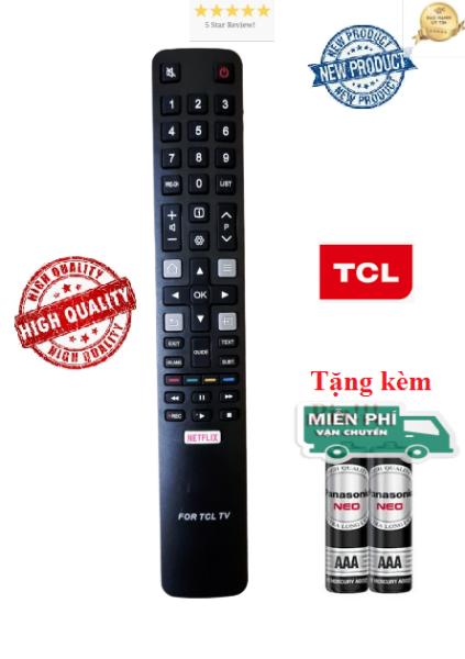 Bảng giá Điều khiển tivi TCL các dòng CRT LCD LED Smart TV- Hàng tốt - ALEX - TẶNG KÈM PIN
