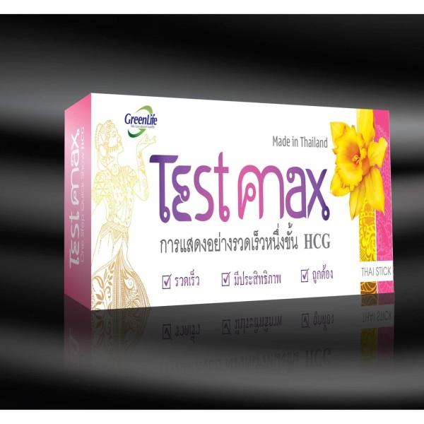 QUE THỬ THAI TEST MAX NHANH HÀNG CHUẨN THÁI LAN