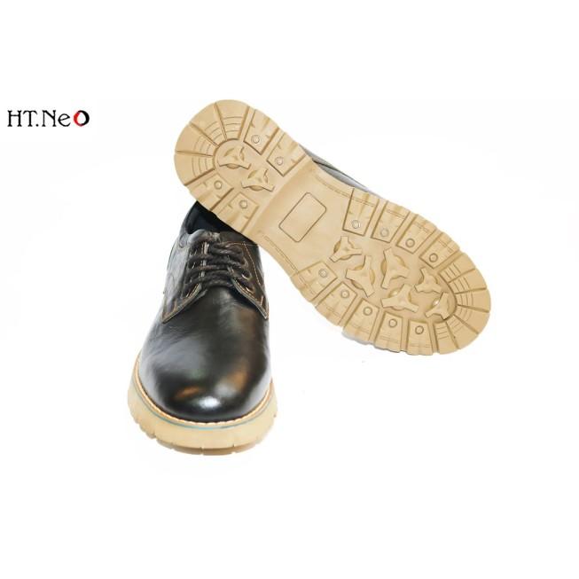Giày Dr Nam Buộc Dây 💝 Ht.Neo 💝 Da Bò Thật Kết Hợp Đế Kếp Cao Cấp Siêu Chắc Chắn, Kiểu Dáng Đơn Giản Khỏe Khoắn. giá rẻ