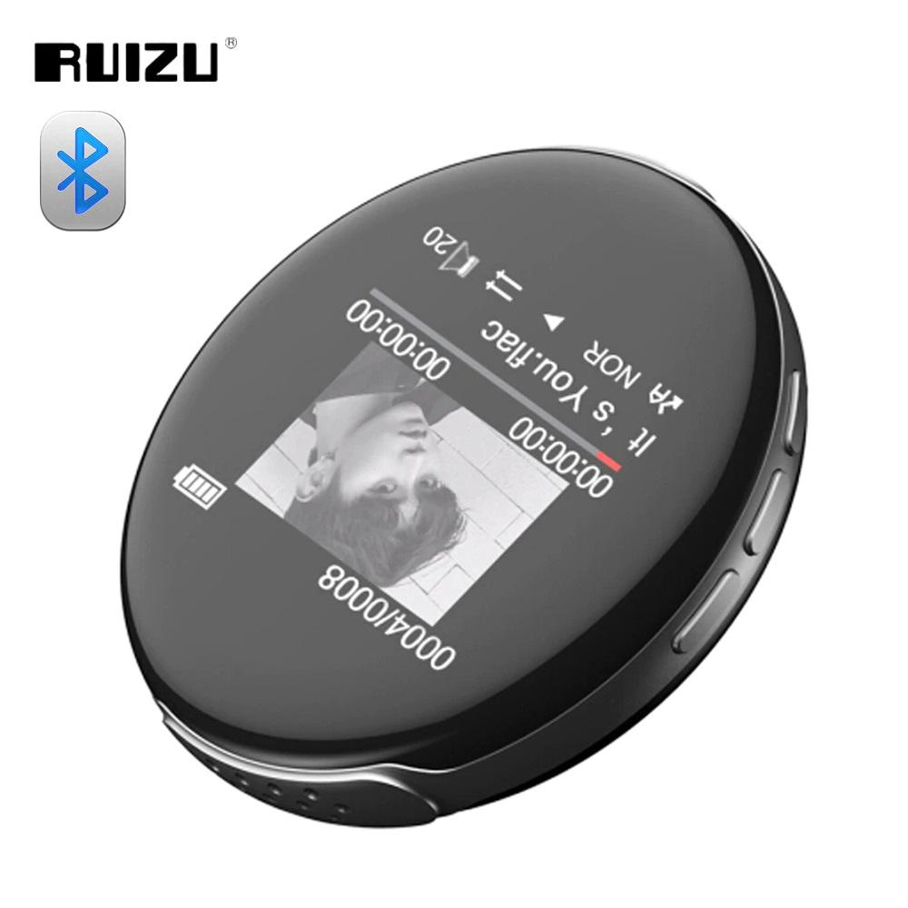 Máy nghe nhạc Bluetooth Ruizu M1 Hifi 2019 (8GB)