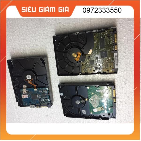 Bảng giá Ổ Cứng HDD Máy tính PC chuẩn SATA 160Gb Caution Kĩ Thuật Phong Vũ