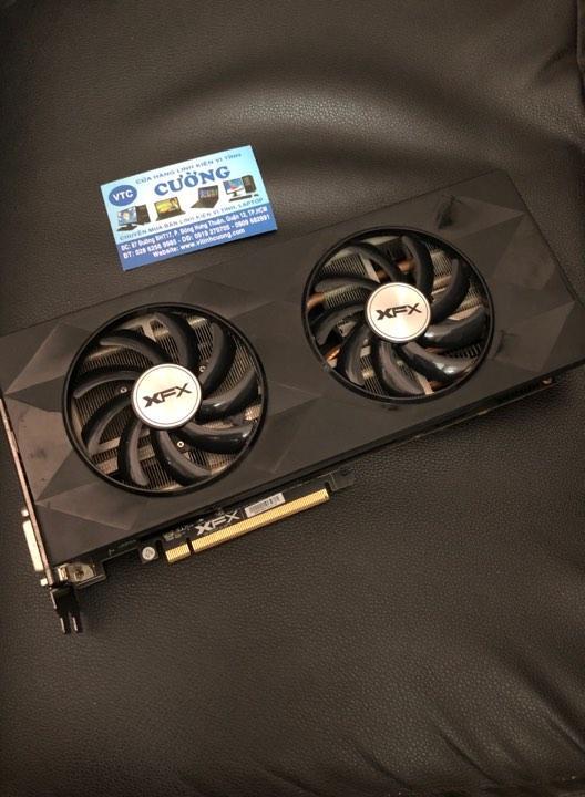 Giá Vga XFX Radeon R9 390 8GB 512Bit DDR5