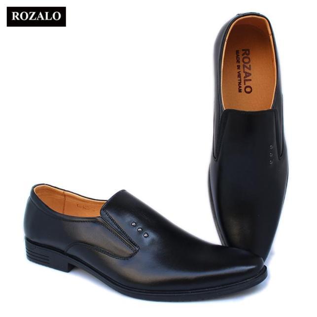 Giày tây nam da cao cấp Rozalo R85432 giá rẻ