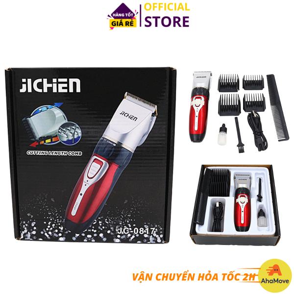 Tông đơ cắt tóc gia đình Jichen JC-0817