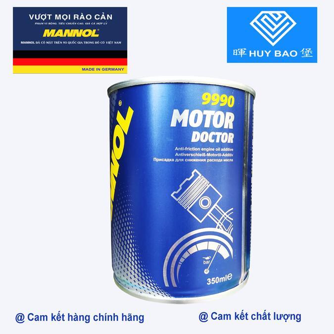 PHỤ GIA PHA NHỚT MANNOL 9990 Motor Doctor Giá Sốc Nên Mua