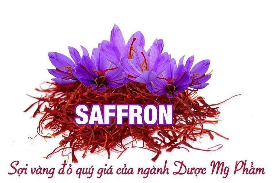 Saffron nhụy nghệ tây Orangic chuẩn loại 1 nhập khẩu