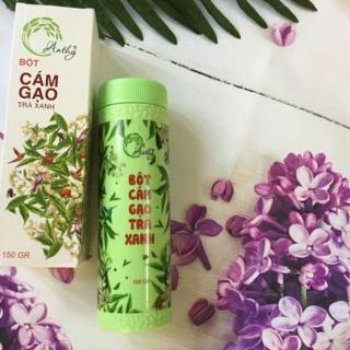 Hộp cám gạo trà xanh Anthy Organic 150gr thumbnail