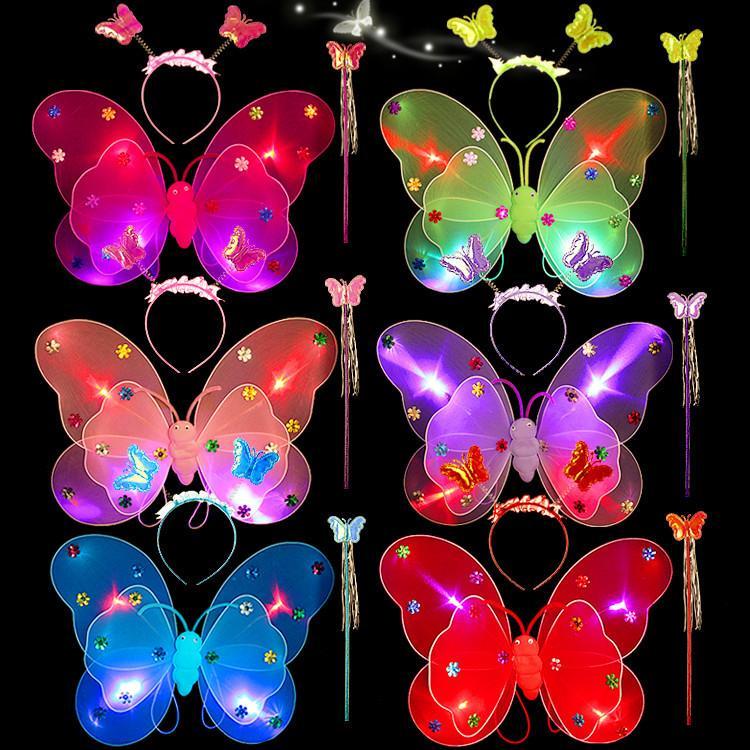 Giá bán Combo 3 món bộ cánh tiên, cánh bướm