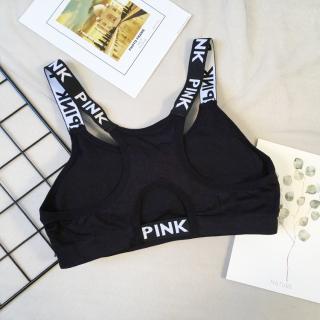Áo Bra Tập Thể Thao Nữ PINK Chuyên Tập Gym Yoga Aerobic, Đi Bơi, Mặ Trong Croptop, Mặc Thương Ngày Đều Rất Thoải Mái thumbnail