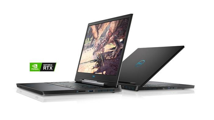 Dell G7 7590 (2019) - Intel i7-8750H, RAM 8GB, SSD 128GB, HDD 1TB, VGA 2060 6GB
