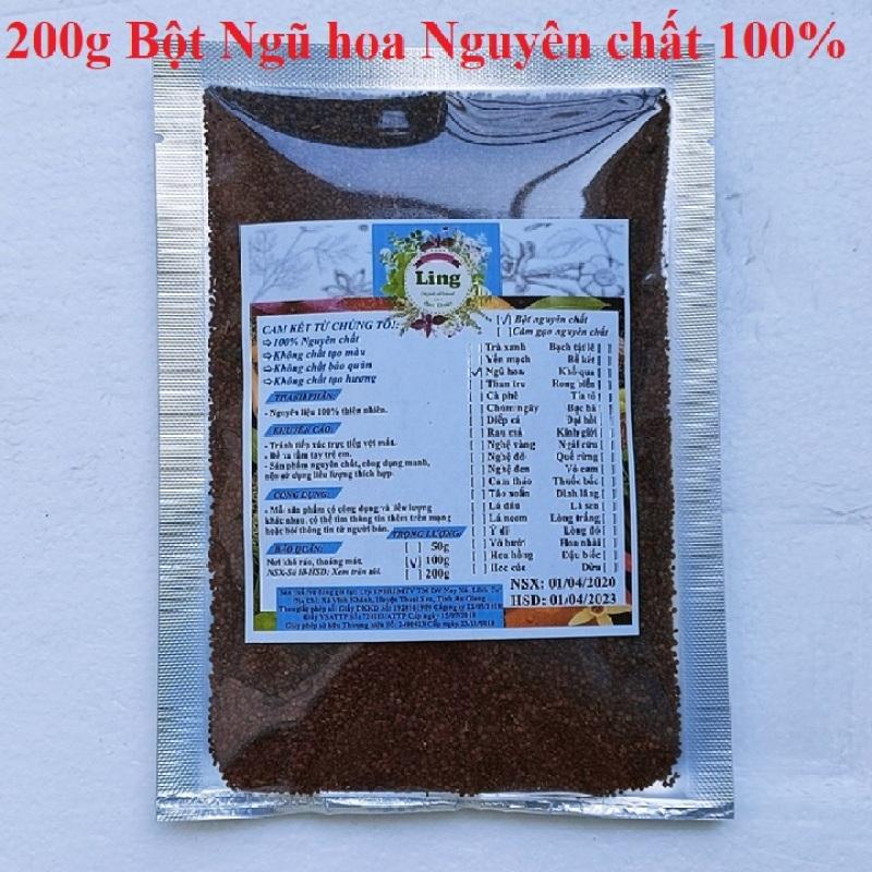 Ngũ hoa hạt 100g-200g có giấy VSATTP và ĐKKD nguyên chất thiên nhiên 100% dùng để đắp mặt đa công dụng giá rẻ