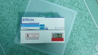 gel differine chính hãng galderma hỗ trợ mụn ẩn, viêm chứa adapalene 0.1% thumbnail
