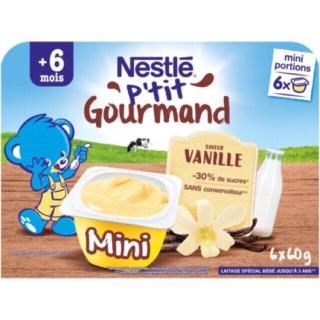 [1 2022] Váng sữa Nestle hủ 60g lốc 6 hủ cho bé thumbnail