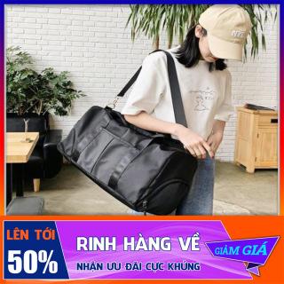 Túi xách đựng đồ du lịch hay chơi thể thao cỡ lớn có ngăn để giày chất liệu chống thấm cao cấp thumbnail