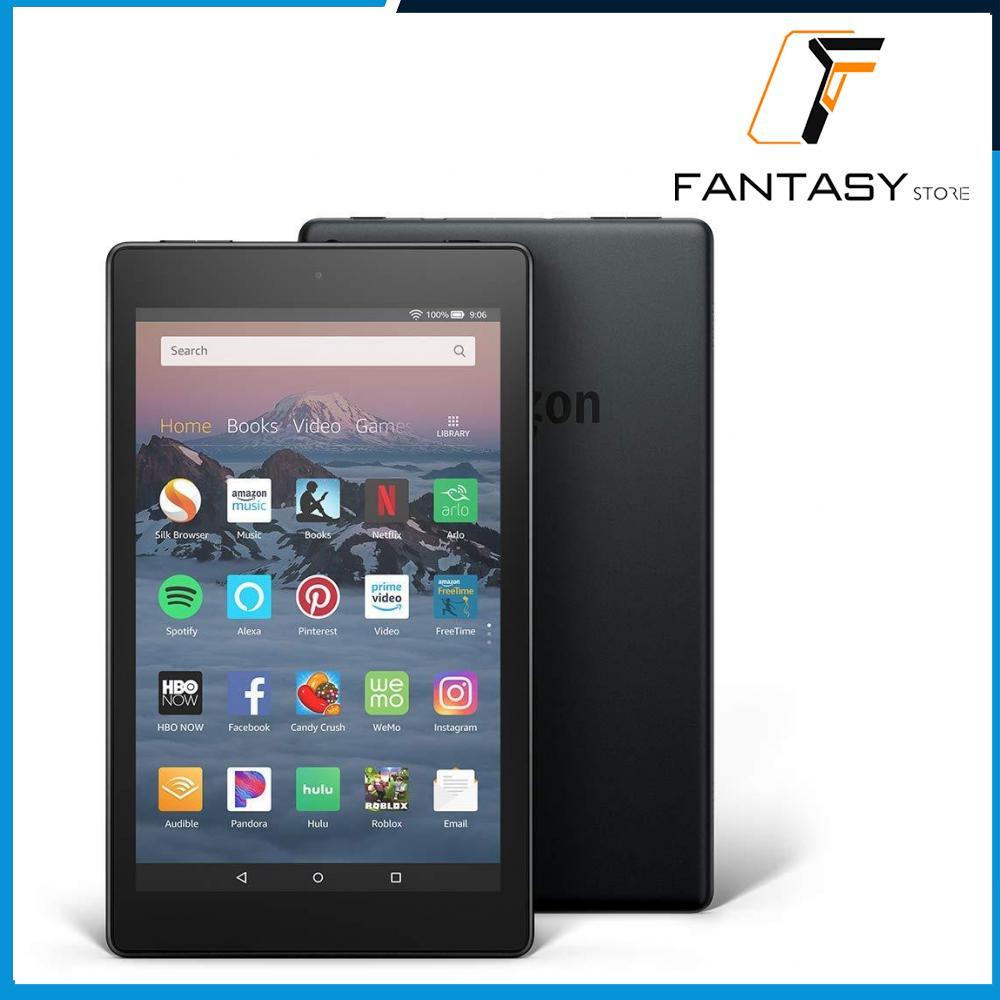 Coupon Giảm Giá Amazon Kindle Fire HD8 (Bản Mới Nhất 2018) - Hàng Nhập Khẩu