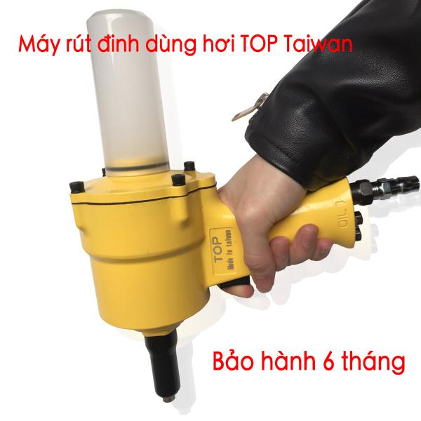 Máy Rút Đinh Tán,Đinh Rive Dùng Hơi-Sung Rút Đinh Dùng Hơi TOP-Hàng Đài Loan